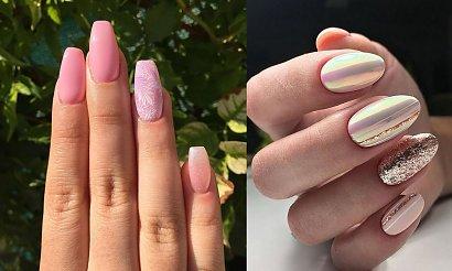 Jasny manicure - 20 gustownych propozycji