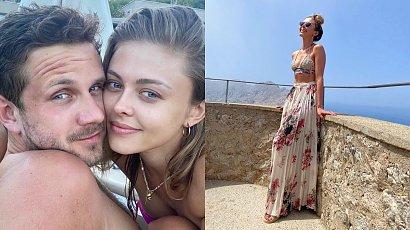 """Joanna Opozda prezentuje idealną figurę w bikini. Fani: """"Wyglądasz jak prawdziwa bogini"""""""