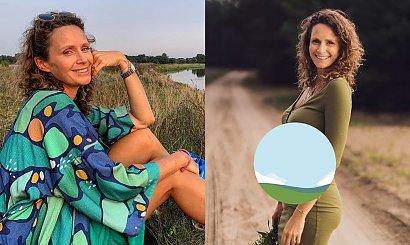 Monika Mrozowska jest w czwartej ciąży! Pochwaliła się zdjęciami z brzuszkiem!