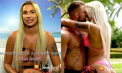 Love Island: W końcu doszło do namiętnych pocałunków! Internauci o Adze: Czy wy ją wzięliście z pornola?