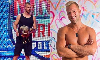 """Pamiętacie Franka Rumaka z """"Love Island""""? Teraz wziął udział w """"Ninja Warrior Polska""""!"""