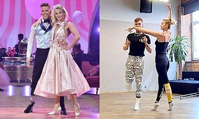 Taniec z Gwiazdami: Sylwester Wilk zatańczy... bez protezy! Mamy zdjęcia!