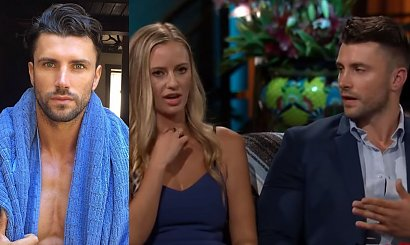 """Nowy uczestnik """"Love Island"""" zrobił furorę! Wcześniej rzucił dziewczynę na wizji w amerykańskim reality show!"""