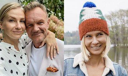 Edyta Pazura przefarbowała włosy! Fani: jak kobieta zmienia kolor włosów, to zaczyna się dla niej nowa epoka