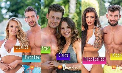 Love Island 2: Powstały już pierwsze pary! Najbardziej lubiana to: Ola i Rafał!