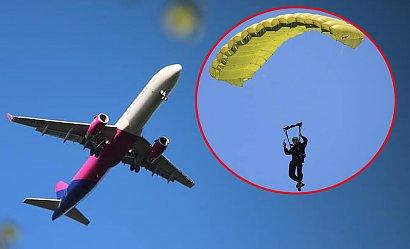 Dlaczego w samolotach pasażerskich nie ma spadochronów? Odpowiedź zaskakuje bardziej niż myślisz