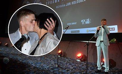 Tomasz Komenda na premierze filmu o sobie samym zrobił coś, co wywołało łzy i brawa publiczności