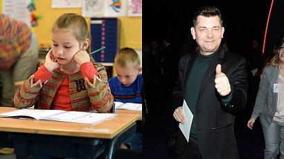 Zenek Martyniuk trafił do szkolnych podręczników. Rodzice nie spodziewali się takiego znaleziska