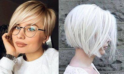 Fryzury dla kobiet o jasnych włosach - top 27 rewelacyjnych cięć