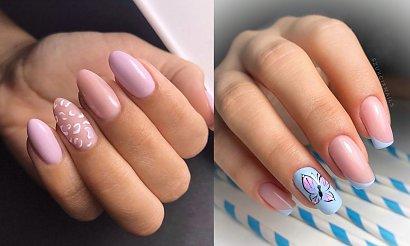 Pastelowy manicure - kilkanaście przepięknych i subtelnych propozycji