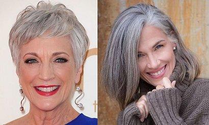 Fryzury dla dojrzałych kobiet, które odejmują lat [GALERIA]