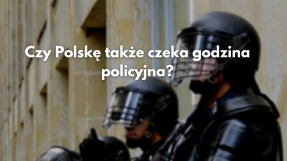 Francja wprowadziła godzinę policyjną. Czy w Polsce będzie to samo?!