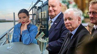 Julia Wieniawa w ostrych słowach krytykuje Jarosława Kaczyńskiego. Zarzuciła mu hipokryzje