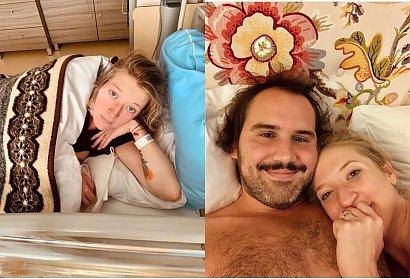 Lara Gessler pochwaliła się pierwszym zdjęciem z córeczką. Jakie ma cudne włoski!