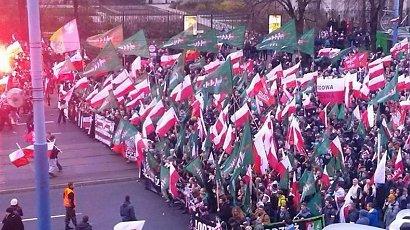 """Marsz Niepodległości się nie odbędzie? Trzaskowski: """"Nie ma mowy o rejestracji takich wydarzeń"""""""