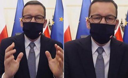 """""""Kiedy skończycie z tą farsą?! Pandemii nie ma!"""" Premier stanowczo odpowiada na zarzuty internautki"""
