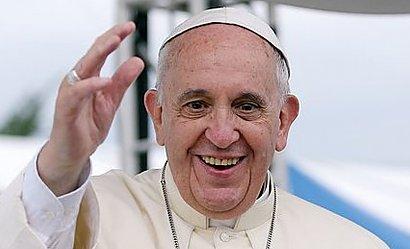 """Papież Franciszek oficjalnie poparł związki partnerskie osób LGBT: """"Są dziećmi bożymi"""""""