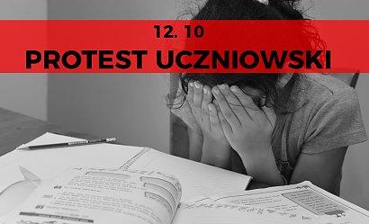 Dziś rozpoczął się protest uczniów. Przez koronawirusa nie chcą chodzić do szkoły!