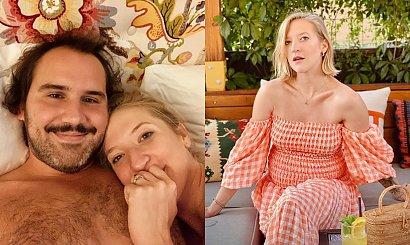 Lara Gessler i Piotr Szeląg wzięli ślub!!! Pokazała zdjęcie sukni ślubnej i bukietu!