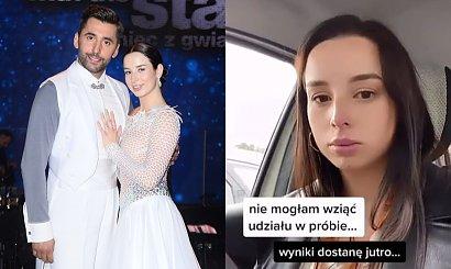 """Sylwia Lipka ma koronawirusa! Powinna odejść z """"Tańca z Gwiazdami""""?"""