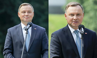 Andrzej Duda przemówił po wyroku TK. Przygotował ustawę w sprawie aborcji