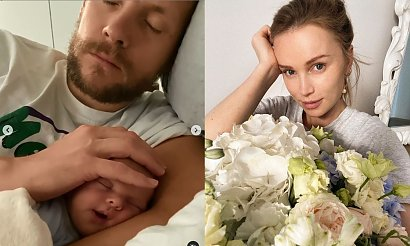 Maffashion pokazała baby shower i odsłoniła goły brzuch po porodzie! Kobiety jej za to dziękują!