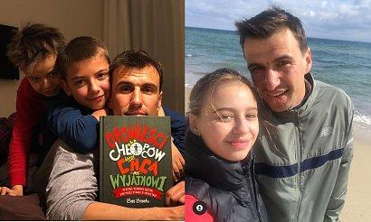 Jarosław Bieniuk przystroił dom na Halloween! Pokazał dynie - jedna z nich zwraca szczególną uwagę