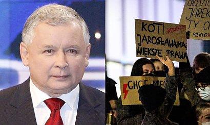 Co Jarosław Kaczyński sądzi o Strajku Kobiet? Prawda w końcu wyszła na jaw...