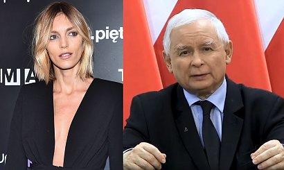 Anja Rubik o oświadczeniu Kaczyńskiego: Proszę o nie wykorzystywanie wiary jako amunicji politycznej!