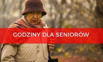 Z ostatniej chwili: Wracają godziny dla seniorów!