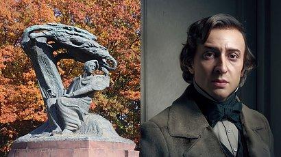 """Fryderyk Chopin był homoseksualistą?! Dziennikarz dokładnie zbadał jego listy do """"przyjaciela"""""""