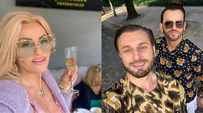 """Konflikt """"Królowych życia"""". Gabriel i Rafał grożą Dagmarze Kaźmierskiej pozwem!"""