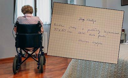 Listy seniorów z DPS w Łodzi do Mikołaja wzruszają do łez. My mamy wszystko, a inni...