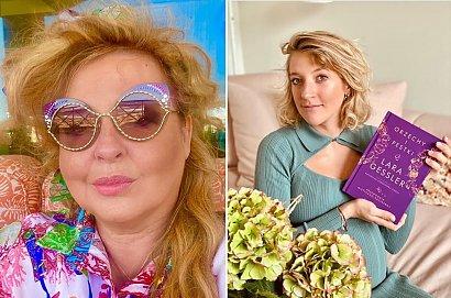 """Magda i Lara Gessler 25 lat temu - trudno je poznać na tym zdjęciu. """"Jak słodko"""" - komentują fani"""