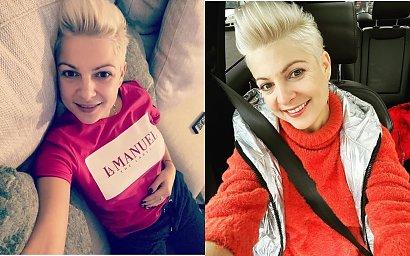 """Magda Narożna z  zespołu """"Piękni i Młodzi"""" pochwaliła się swoją kuchnią. Duża i CIEMNA - nie każdemu się spodoba"""