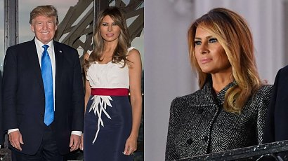 """To koniec związku Donalda Trumpa i Melanii? Pierwsza dama ma """"odliczać każdą minutę do rozstania"""""""