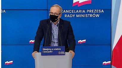 Brakuje łóżek i respiratorów. Tymczasem Ministerstwo Zdrowia kupuje ekran za pół miliona złotych