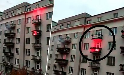 Tragedia na Marszu Niepodległości. Podpalono mieszkanie. Policja publikuje zdjęcia sprawców