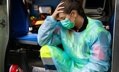 """Ratownik medyczny o szpitalach: """"Czeka nas katastrofa....Pacjenci nie mogą czuć się bezpieczni"""""""