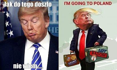 Donald Trump przegrał wybory na prezydenta USA. Internauci tworzą memy!