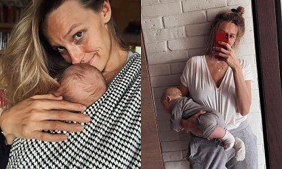 Ola Żebrowska pokazała, jak wygląda typowy dzień w domu pracującej mamy. I rozwaliła system
