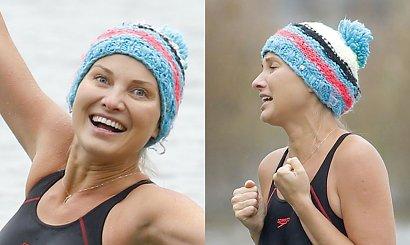 Joanna Moro morsuje w kostiumie kąpielowym 10 miesięcy po porodzie! Pochwaliła się ciałem