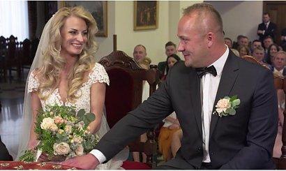 """Anita i Adrian ze """"Ślubu od pierwszego wejrzenia"""" na świątecznym zdjęciu! Czy są wciąż razem?"""