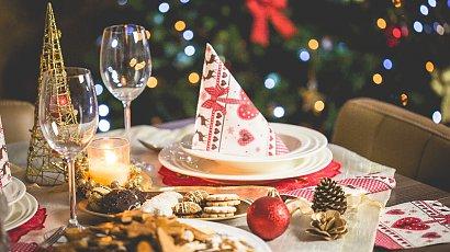 Dekoracja stołu wigilijnego - 20 najpiękniejszych inspiracji!