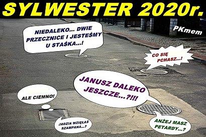 """Zakaz przemieszczania się i """"godzina policyjna"""" w Sylwestra: Internauci tworzą memy!"""