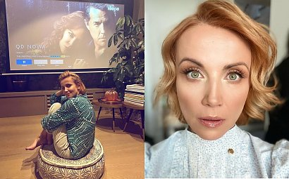 """Katarzyna Zielińska na zdjęciu sprzed 10 lat: """"Byłaś taka apetyczna, a teraz taki chuderlak, same kości"""" - piszą fani"""