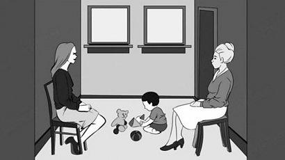 Która kobieta jest matką dziecka? Większość internautów nie potrafi wskazać prawidłowej odpowiedzi