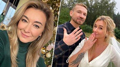 Martyna Wojciechowska zdradziła, jak zwraca się do męża. Pseudonim Przemka Kossakowskiego rozczulił internautów