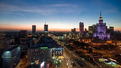 Samorządy protestują. W polskich miastach zgasną dzisiaj światła