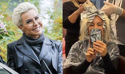 Blanka Lipińska po raz trzeci w ciągu miesiąca ufarbowała włosy! Pokazała efekt!